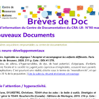 Brèves de doc N°90 -  mars 2021